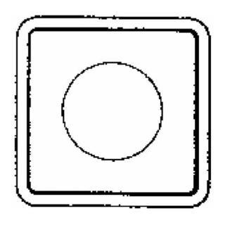 elektronischer Dimmer UP VISION arktis weiß SB