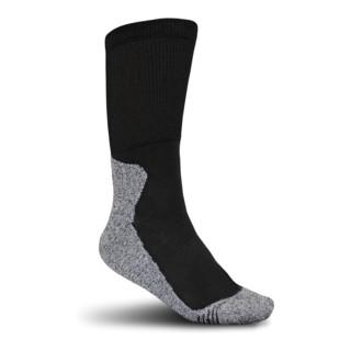 Elten Perfect Fit-Socks mit Coolmax® schwarz/grau