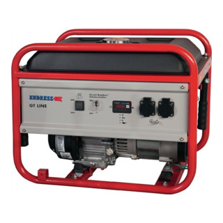 Endress Notstromaggregat ESE 206 RS-GT synchron/2,0kVA/2,0kW/2x230V/Benzin/Subaru EX17