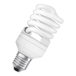 Energiesparlampe 23W E27 Lichtstr.1520Lm warm weiß Twist L.135mm 6000h Energy A