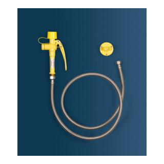 Erbstößer Augendusche AB003000 bewegliche Handdusche/Schlauchdusche