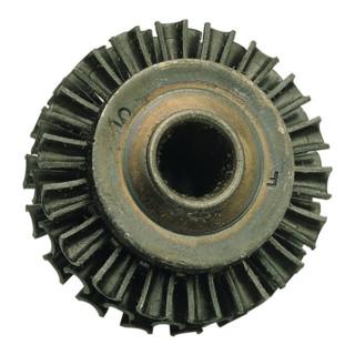 Ersatzrollen D.36mm B.12mm Stahlscheiben