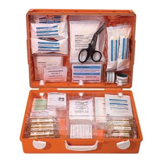 Erste-Hilfe-Koffer gr. DIN13169 SÖHNGEN 400x300x150ca.mm ABS-Kunststoff