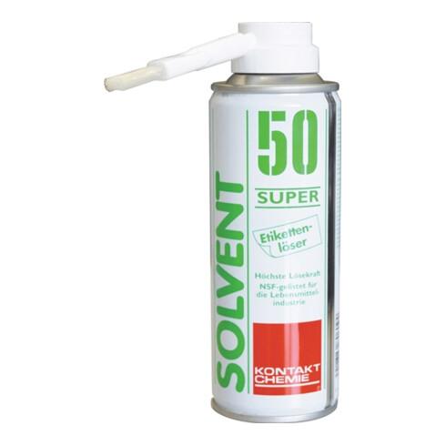Etikettenlöser Solvent 50 Super NSF-K3 mit Dosierbürste Spraydose 200ml