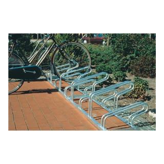 Fahrrad-Bügelparker