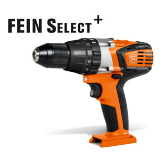 Fein 2-Gang Akku-Schlagbohrschrauber ASB 18 Select / 18 V
