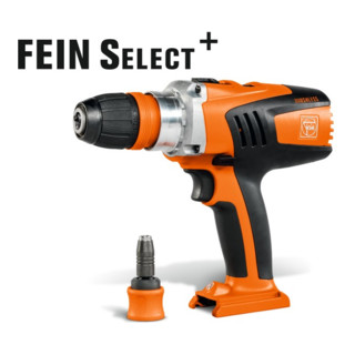 Fein 4-Gang Akku-Bohrschrauber ASCM 18 QX Select / 18 V
