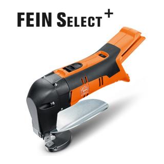 Fein Akku-Blechschere bis 1,6 mm ABLS 18 1.6 E Select / 18 V