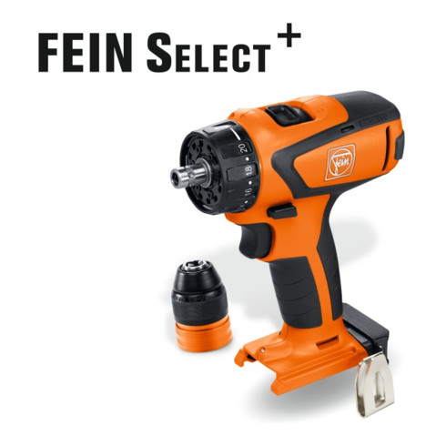 Fein Akku-Bohrschrauber ASCM 12 Q Select