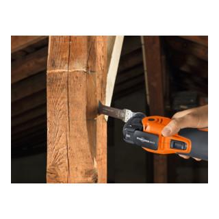 Fein Akku-Oszillierer AFSC 18 QSL Profi-Set Innenausbau Holz