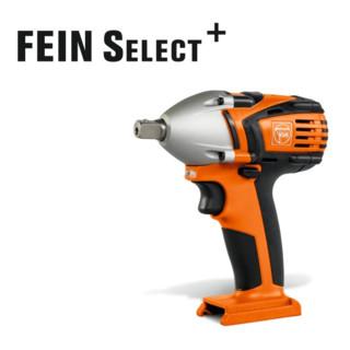 Fein Akku-Schlagschrauber 1/2 in ASCD 18 W2 Select / 18 V