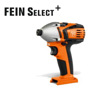 Fein Akku-Schlagschrauber 1/4 in ASCD 18 W4 Select / 18 V