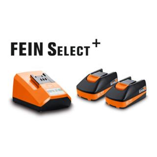 Fein Akku Starter-Set 18 V/2,5 Ah