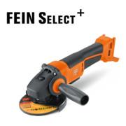 Fein Akku-Winkelschleifer CCG 18-125 BLPD Select