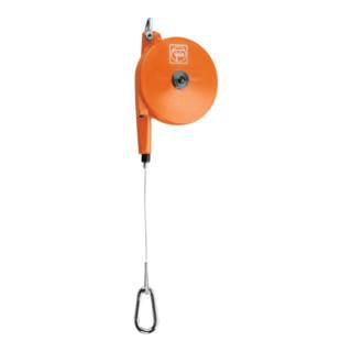 Fein Balancer bis 2,5 kg Traglast LxBxH 170 mm 115 mm 58 mm (Zugfestes Nylons...