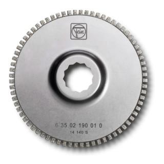 Fein Diamant-Segmentsägeblatt mit offener Verzahnung Ø 105 mm