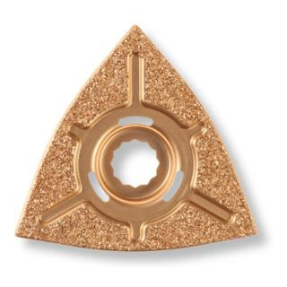 Fein Hartmetall-Raspel, Dreiecksform