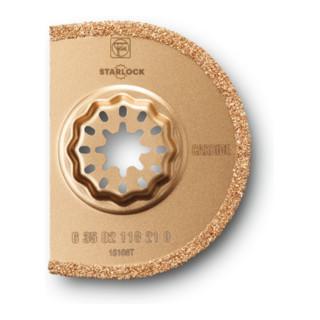 Fein Hartmetall-Sägeblatt segmentiert SL Durchmesser 75 x 2,2