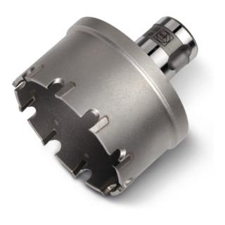 HM-Lochsäge für Rohre mit QuickIN PLUS-Aufnahme Bohrdurchmesser 2-1/4