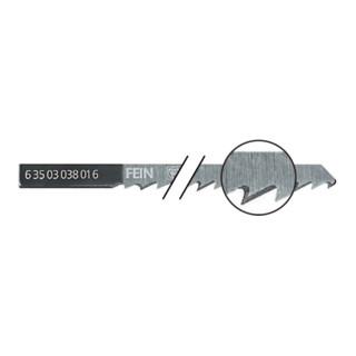 Fein HSC-Sägeblätter Länge 88 mm, Zahnabstand 4,0 mm