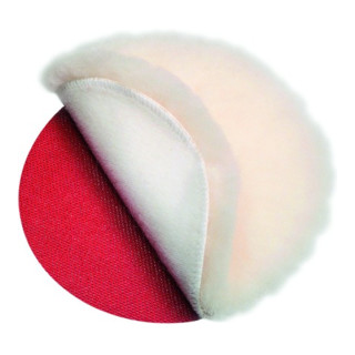 Lammfell Durchmesser 125 mm