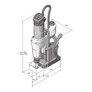 Fein Magnet-Kernbohrmaschine KBM 50 U