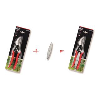 FELCO 2 Baumschere + FELCO 903 Schleifwerkzeug