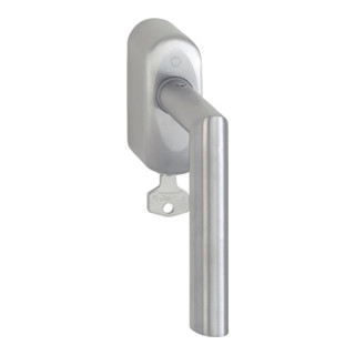 Fenstergriff Ams.E1400Z/US950S VA F69 37mm Secustik®/abschl.