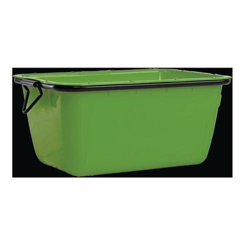 Fertigmörtelbehälter 200 l grün