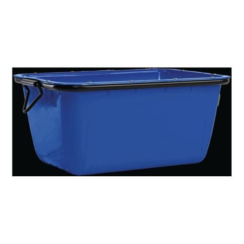 Fertigmörtelbehälter 200l blau