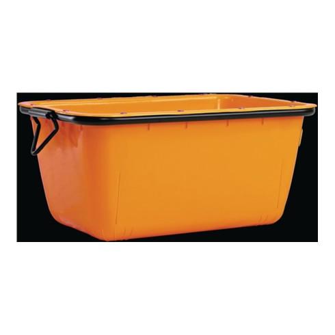 Fertigmörtelbehälter 200l orange