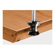 Festool Abrund-/Fasefräser HW Schaft 8 mm (mit Anlaufkugellager) 24 mm