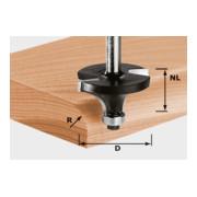Festool Abrundfräser HW Schaft 12 mm D63/32/R25 (mit Anlaufkugellager)