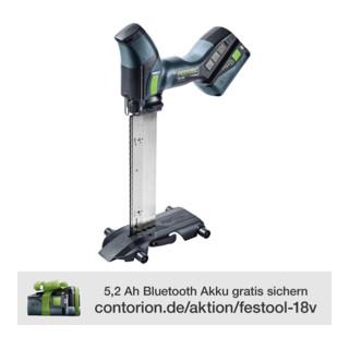 Festool Akku-Dämmstoffsäge ISC 240 Li 5,2 EBI-Set-FS