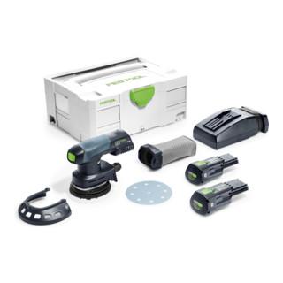 Festool Akku-Exzenterschleifer ETSC 125 Li 3,1 I-Plus