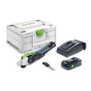 Festool Akku-Oszillierer OSC 18 HPC 4,0 EI-Plus VECTURO (kein Aktionsprodukt)