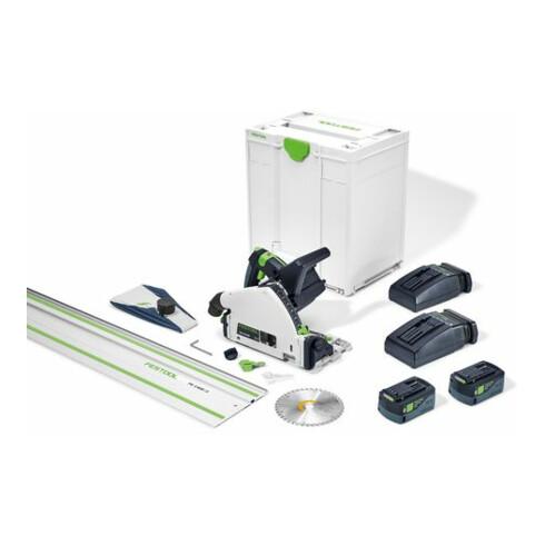 Festool Akku-Tauchsäge TSC 55 KEBI-Plus/XL-FS