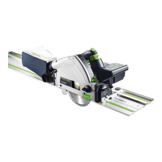 Festool Akku-Tauchsäge TSC 55 Li 5,2 REB-Set/XL-FS