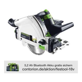 Festool Akku-Tauchsäge TSC 55 Li REB-Basic