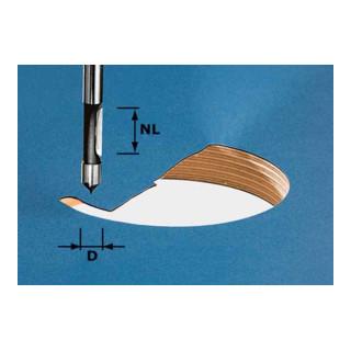 Festool Bohrfräser HW Schaft 8 mm HW S8 D8/19