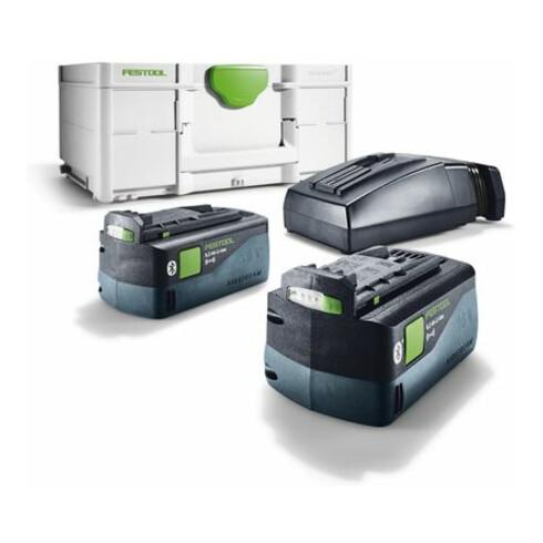 Festool Energie-Set SYS3 ENG 18V 2x5,2/TCL6