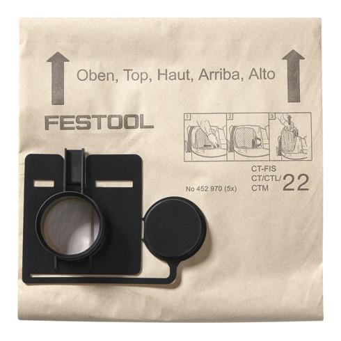 Festool Filtersack FIS-CT 33/20