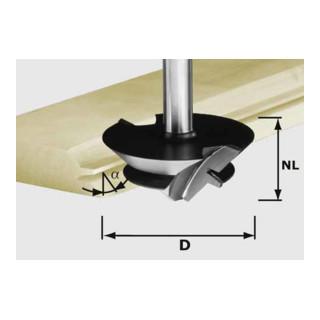 Festool Gehrungsverleimfräser HW Schaft 12 mm HW D 64/27 S12