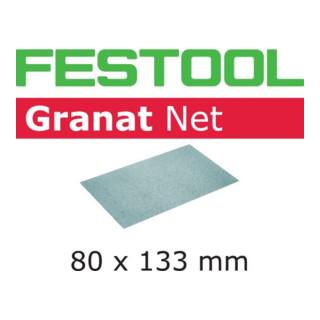 Festool Netzschleifmittel STF 80x133 P80 GR NET/50