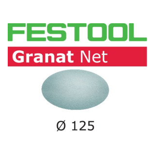 Festool Netzschleifmittel STF D125 P220 GR NET/50