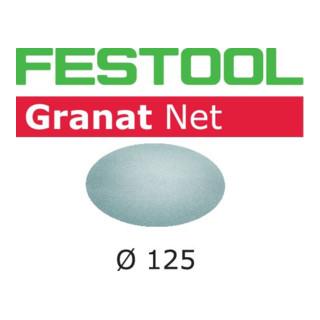 Festool Netzschleifmittel STF D125 P80 GR NET/50