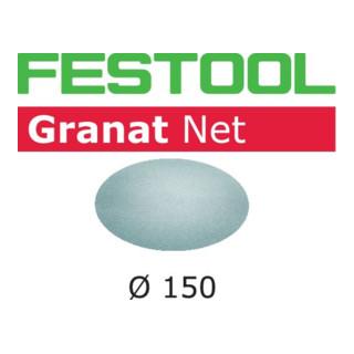 Festool Netzschleifmittel STF D150 P80 GR NET/50