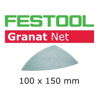 Festool Netzschleifmittel STF DELTA P100 GR NET/50