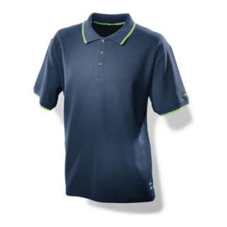 Festool Poloshirt dunkelblau für Herren