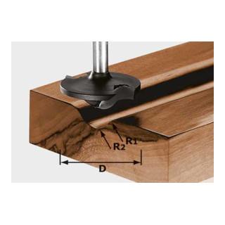 Festool Profilfräser HW Schaft 8 mm HW S8 D42/13/R6+12